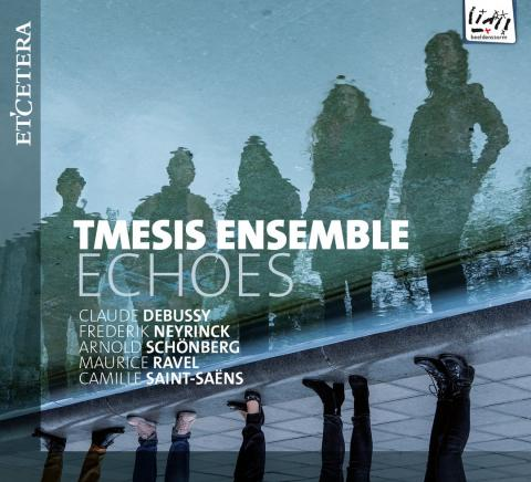 Premier CD du Tmesis Ensemble